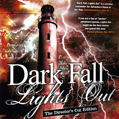Dark Fall - Lights Out - Soundtrack