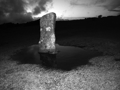 The ancient and mysterious Bodmin Moor.